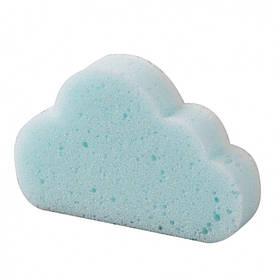 Губка для миття посуду Хмара blue SKL32-152835