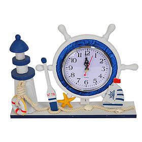 Декор - часы Штурвал SKL11-208691