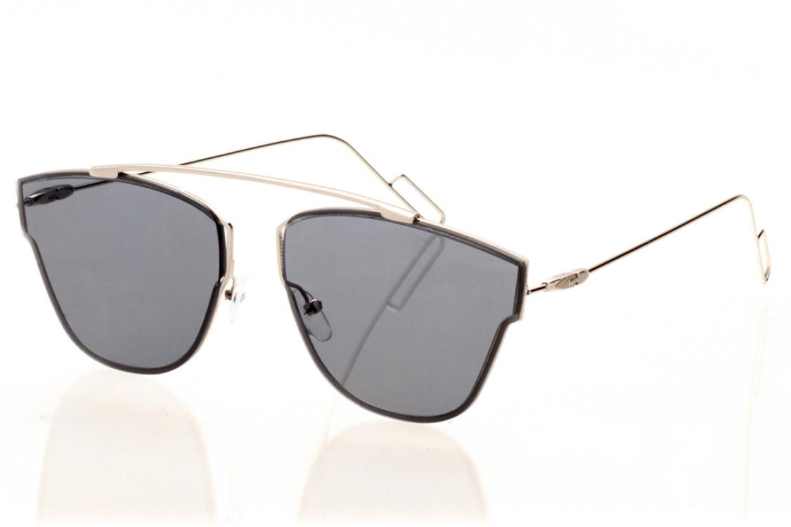 Жіночі сонцезахисні окуляри Dior-Techno-black SKL26-147448
