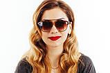 Жіночі сонцезахисні окуляри dior_so_real_leo SKL26-147376, фото 4