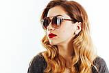 Жіночі сонцезахисні окуляри dior_so_real_leo SKL26-147376, фото 5