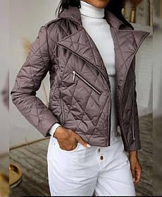 Куртка жіноча коротка SKL11-289495