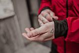 Бомбер красный мужской весенний SKL59-259529, фото 5