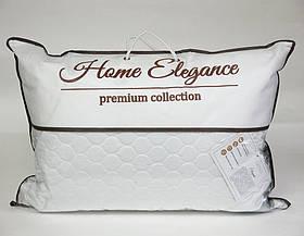 Подушка Leleka-Textile Premium Collection Elegant 50x70 стьобана з чохлом SKL53-239741