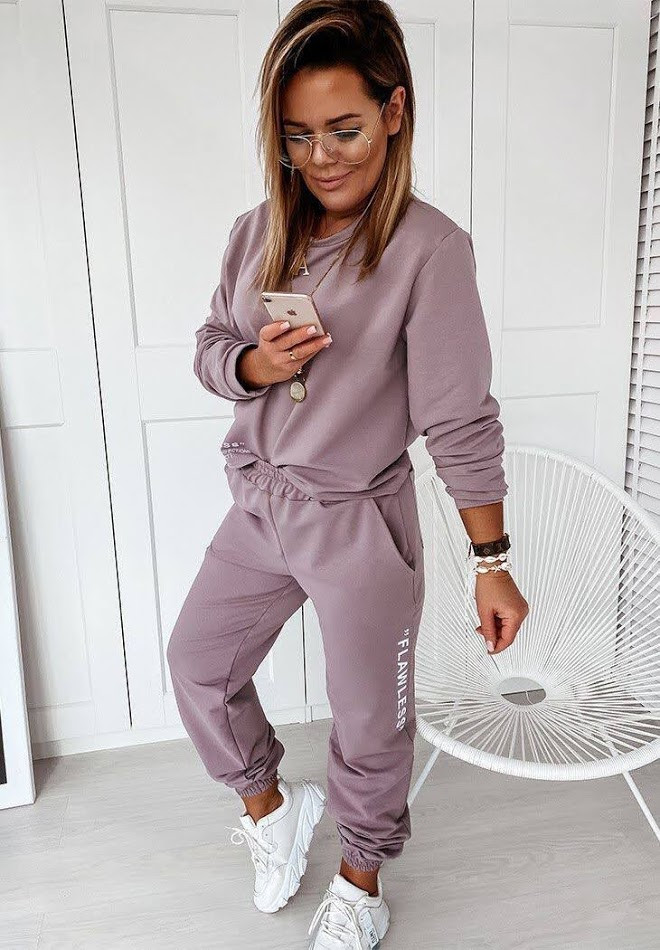Жіночий костюм фрезовий SKL11-290039