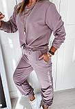 Женский костюм фрезовый SKL11-290039, фото 3