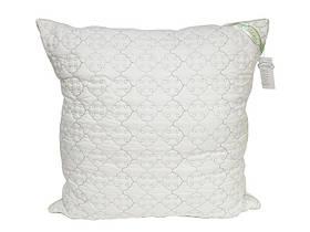 Подушка Алое Віра Leleka-Textile 70x70 стьобана SKL53-239745