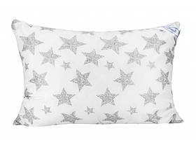 Подушка Биопух Преміум Leleka-Textile 50x70 з чохлом на блискавці SKL53-239750