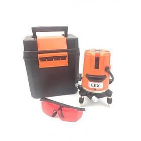 Лазерный уровень, нивелир Lex LXNL01 Луч 20м, штатив SKL11-236101