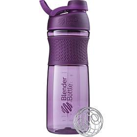 Бутылка-шейкер спортивная BlenderBottle SportMixer Twist 820ml Plum SKL24-144927