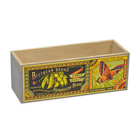 Декоративний дерев'яний ящик SKL11-208259
