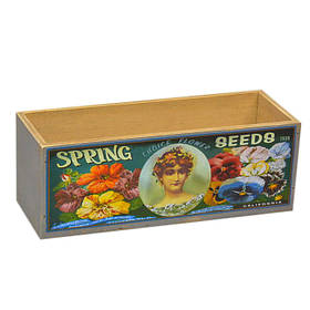 Декоративний дерев'яний ящик SKL11-208260
