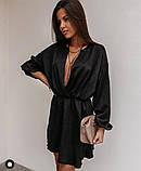 Жіноче плаття чорне SKL11-289875, фото 3