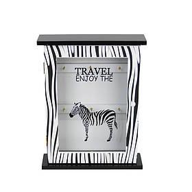 Ключница настенная Zebra SKL11-208936