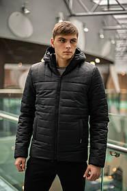 Демісезонна Куртка Temp (чорна) SKL59-259522
