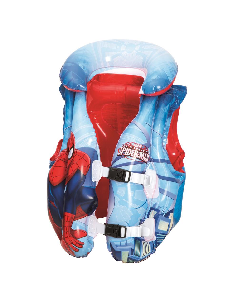 Жилет для плавания 51х46 см Spider-Man SKL11-250400