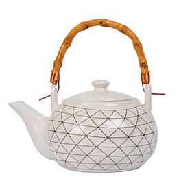 Заварювальний чайник фарфор Complimentt SKL11-209701