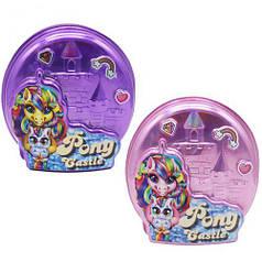 """Игрушка-сюрприз """"Pony Castle"""", укр BPS-01-01U"""