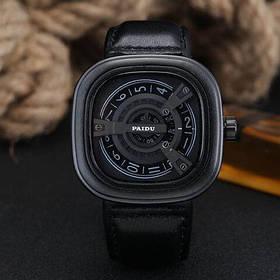 Чоловічі наручні годинники Paidu чорні SKL11-292398