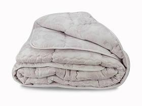 Ковдра Аляска Шерсть Leleka-Textile Євро 200х220 Візерунок SKL53-239855