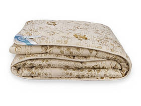 Одеяло Аляска Шерсть Leleka-Textile Евро 200х220 Цветы SKL53-239857