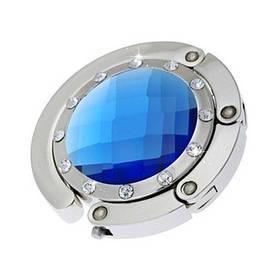 Держатель для сумки, вешалка трансформер KS Handle Magic Rubin Blue SKL25-150691