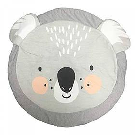 Ковдра килимок в дитячу кімнату Коала SKL32-218573