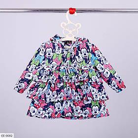 Літній дитячий плащик міккі різнобарвний SKL11-260927