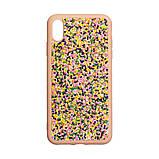 Задняя накладка Bling World Beads for Apple Iphone Xs Max SKL11-233887, фото 2