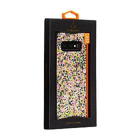 Задняя накладка Bling World Beads for Samsung S10 Plus SKL11-233883