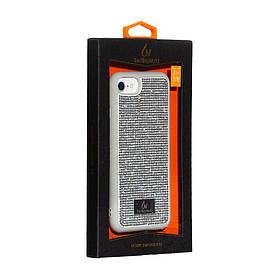 Задняя накладка Bling World Tpu и Lcpc for Apple Iphone 7-8G SKL11-233875