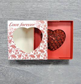 Свеча Love Forever сердце большое SKL11-209112
