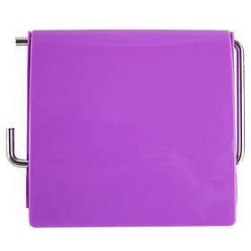 Тримач для туалетного паперу Bathlux закритий Flor de clasico 50300 SKL11-132591