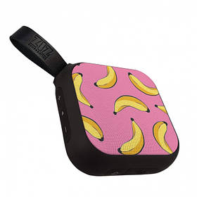 Портативна колонка Bluetooth Ziz Банани SKL22-187167