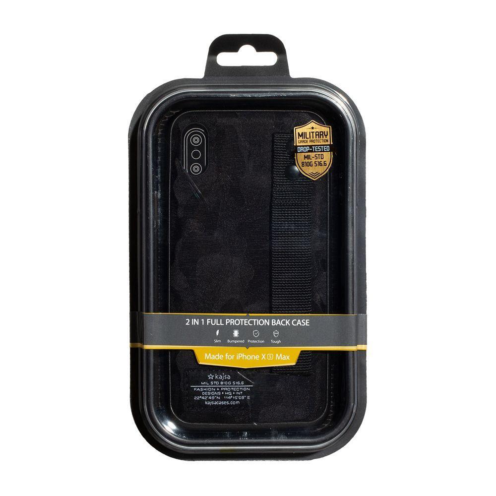 Задняя накладка Kajsa Camo for Apple Iphone Xs Max SKL11-233901