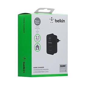 Сетевое зарядное устройство F8053 2 Usb A SKL11-231603