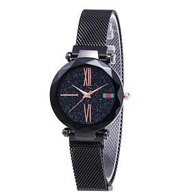 Годинник Starry Sky Watch жіночі чорні SKL11-189662