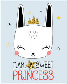 Постер Princess 30х40 см SKL32-218604