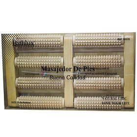 Масажні ролики Bathlux банні 16х31.5 см 90535 SKL11-132216