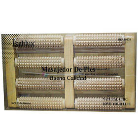 Массажные ролики Bathlux банные 16х31.5 см 90535 SKL11-132216