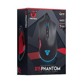 Мышь Usb Fantech X15 Phantom SKL11-232451