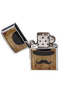 Запальничка DM 01 Джентельмен коричнева SKL47-176901