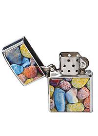 Запальничка DM 01 Камені морські різнобарвна SKL47-176906