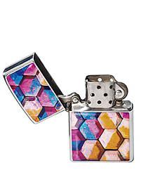 Зажигалка DM 01 Плитка Холли разноцветная SKL47-176905