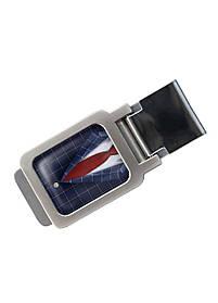 Затиск для грошей DM 01 Краватка різнобарвний SKL47-177296