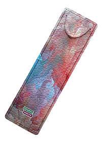 Закладка DM 01 Тканевые разводы разноцветная SKL47-177053