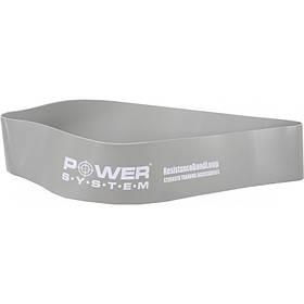 Замкнута стрічка-еспандер Power System PS-4063 Flex Loop Grey SKL24-144835