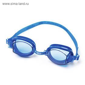 Очки для плавания Ocean Wave, три цвета, от 7 лет, цена за 1 шт SKL11-250493