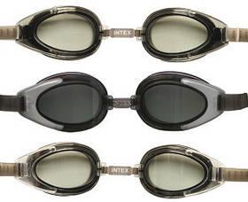 Окуляри для плавання Water Sport, 3 кольори, ль 14 років, ціна за 1 шт SKL11-250482