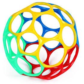 Мяч Baoli развивающая игрушка от рождения SKL17-223466